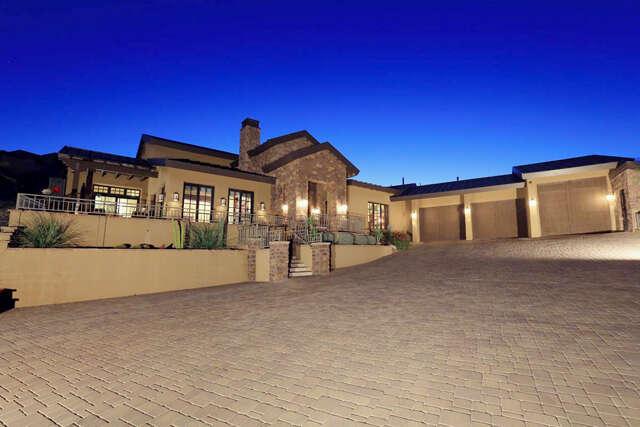 Single Family for Sale at 9236 N Horizon Trl Fountain Hills, Arizona 85268 United States