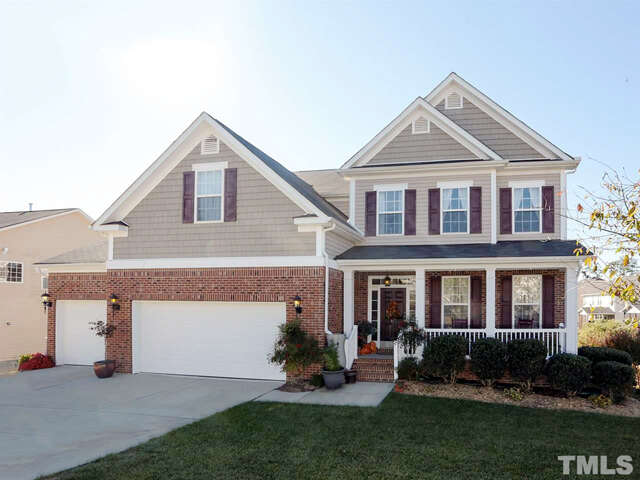 Single Family for Sale at 113 Country Mile Rd Holly Springs, North Carolina 27540 United States