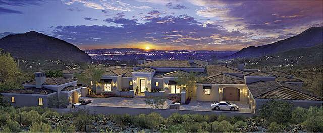Single Family for Sale at 11102 E Saguaro Canyon Trail Scottsdale, Arizona 85255 United States