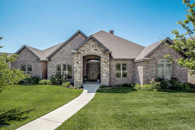 Single Family for Sale at 8 Stoneway Ct Canyon, Texas 79015 United States