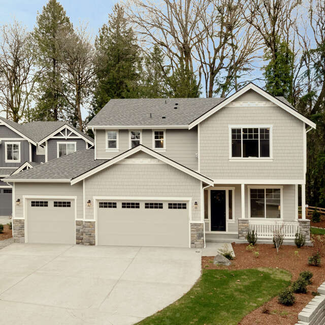Single Family for Sale at 22509 162nd Ave E Graham, Washington 98338 United States