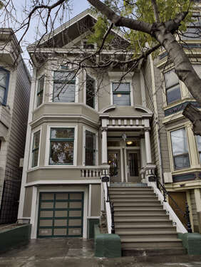 Single Family for Sale at 1736-1738 Bryant St San Francisco, California 94110 United States