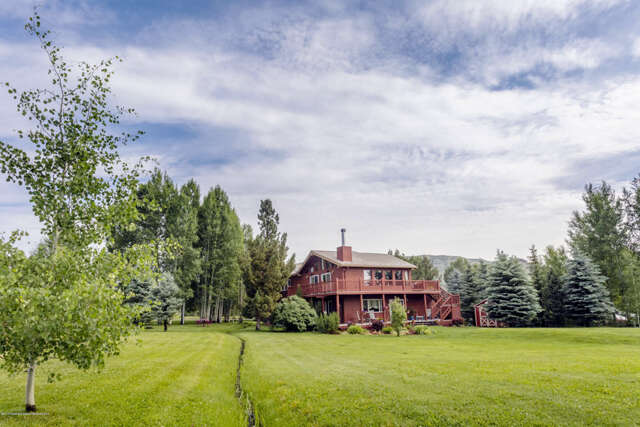 Single Family for Sale at 84 Haystack Lane Snowmass, Colorado 81654 United States