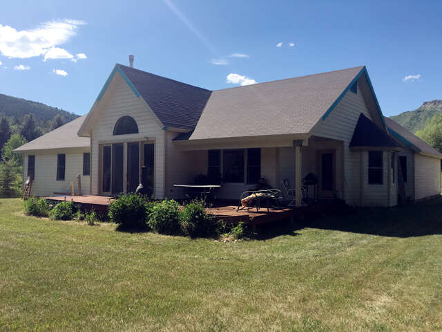 Single Family for Sale at 4360 E Hoback River Rd Jackson, Wyoming 83001 United States