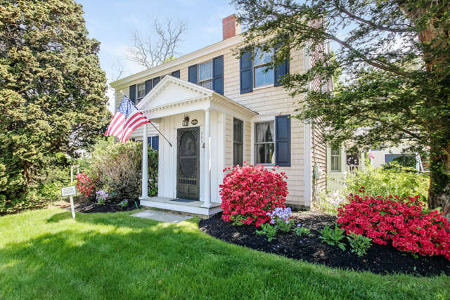Single Family for Sale at 585 West Falmouth Highway Falmouth, Massachusetts 02540 United States