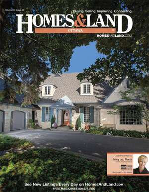 HOMES & LAND Magazine Cover. Vol. 16, Issue 09, Page 14.