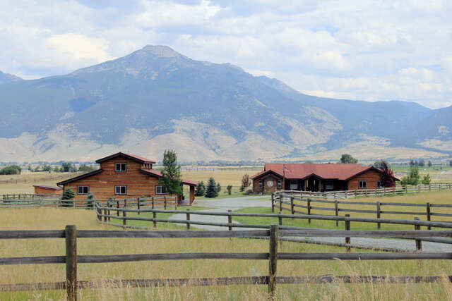 Single Family for Sale at 98 Morgan Trail Pray, Montana 59065 United States