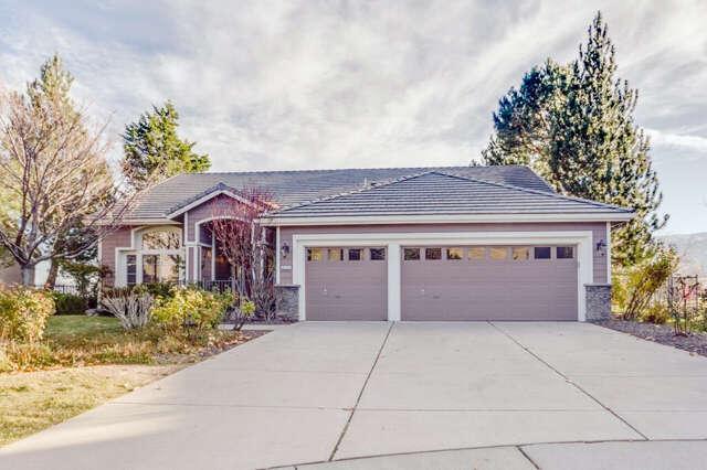 Single Family for Sale at 2173 Castle Rock Drive Reno, Nevada 89523 United States