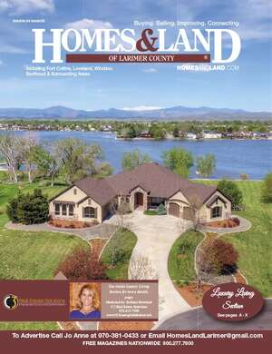 HOMES & LAND Magazine Cover. Vol. 36, Issue 06, Page 9.