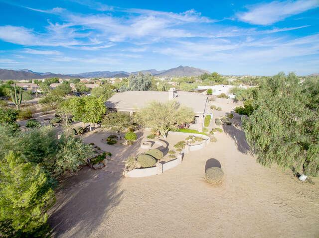 Single Family for Sale at 4145 E Ashler Hills Dr Cave Creek, Arizona 85331 United States