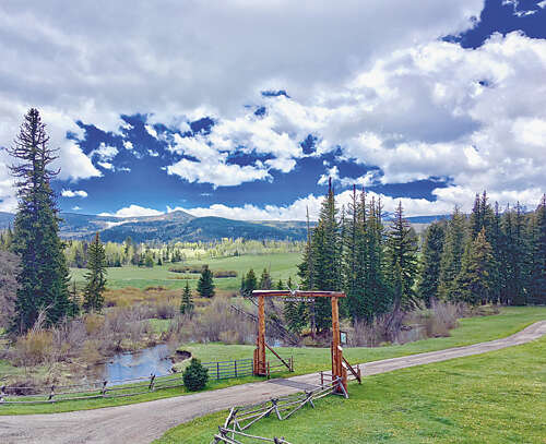 Single Family for Sale at 20505 County Road 16 Oak Creek, Colorado 80467 United States