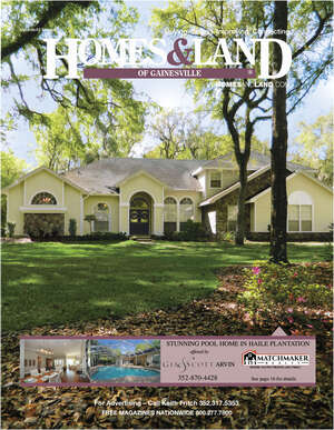 HOMES & LAND Magazine Cover. Vol. 42, Issue 06, Page 16.