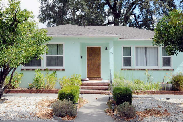 Single Family for Sale at 108 North Jefferson Street Cloverdale, California 95425 United States
