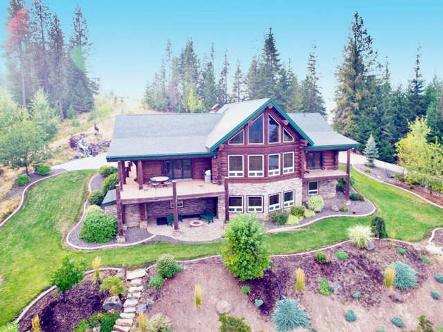 Single Family for Sale at 122 Makridge Ln Kingston, Idaho 83839 United States