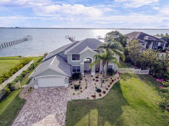 Single Family for Sale at 8620 S Tropical Trl Merritt Island, Florida 32952 United States