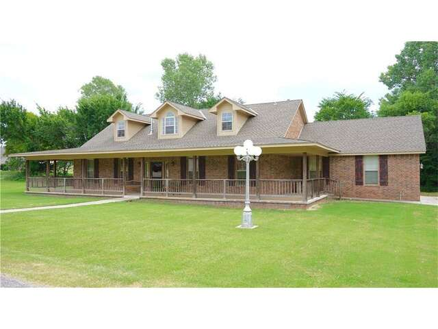Real Estate for Sale, ListingId:45821822, location: 2415 County Road 1199 Tuttle 73089