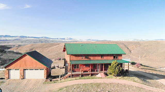 Single Family for Sale at 4700 County Road 78 Hayden, Colorado 81639 United States