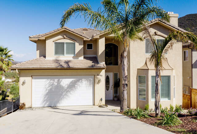 Single Family for Sale at 1465 Topa View Terrace Newbury Park, California 91320 United States