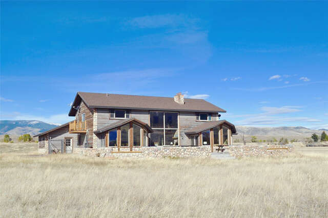 Single Family for Sale at 3838 Hwy 89 S. Livingston, Montana 59047 United States