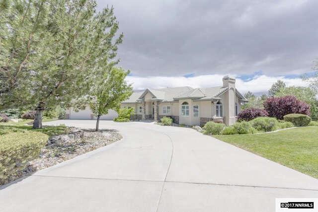 Single Family for Sale at 4300 Juniper Trail Reno, Nevada 89519 United States
