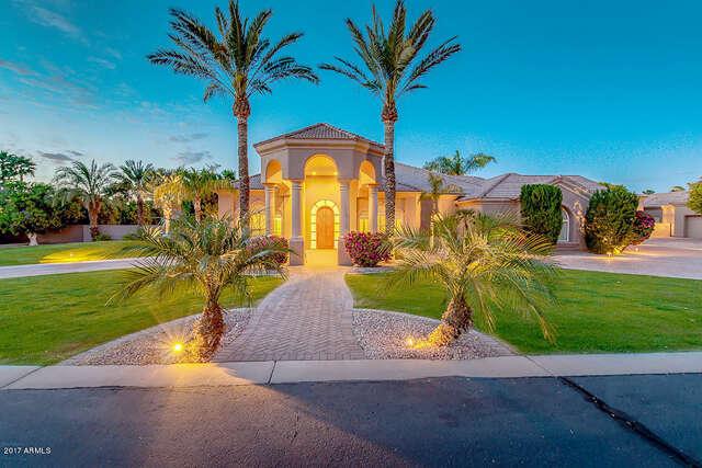 Single Family for Sale at 3928 E Minton Cir Mesa, Arizona 85215 United States