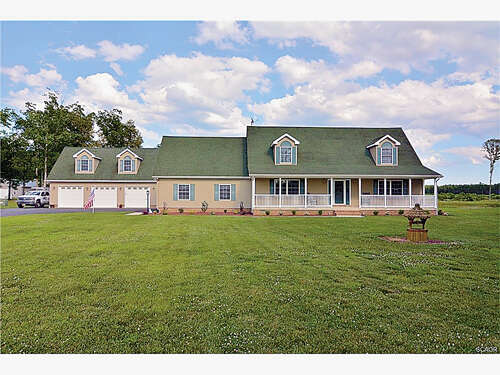 Single Family for Sale at 20601 Rust Rd Harbeson, Delaware 19951 United States