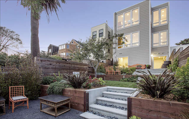 Single Family for Sale at 621 Alvarado St San Francisco, California 94114 United States