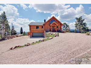 Real Estate for Sale, ListingId: 46810336, Red Feather Lakes, CO  80545