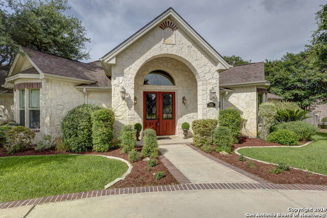 Single Family for Sale at 1830 Hunters Run New Braunfels, Texas 78132 United States