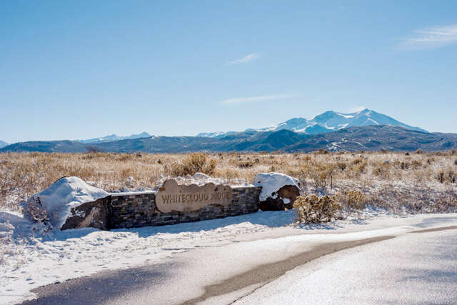 Land for Sale at 13 Lots At Whitecloud Ridge Carbondale, Colorado 81623 United States