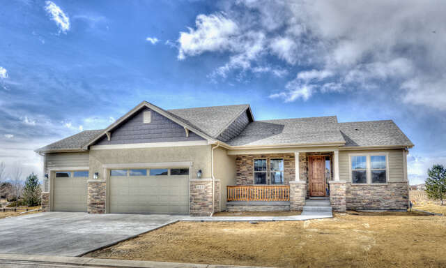 New Construction for Sale at 927 Signal Court Timnath, Colorado 80547 United States