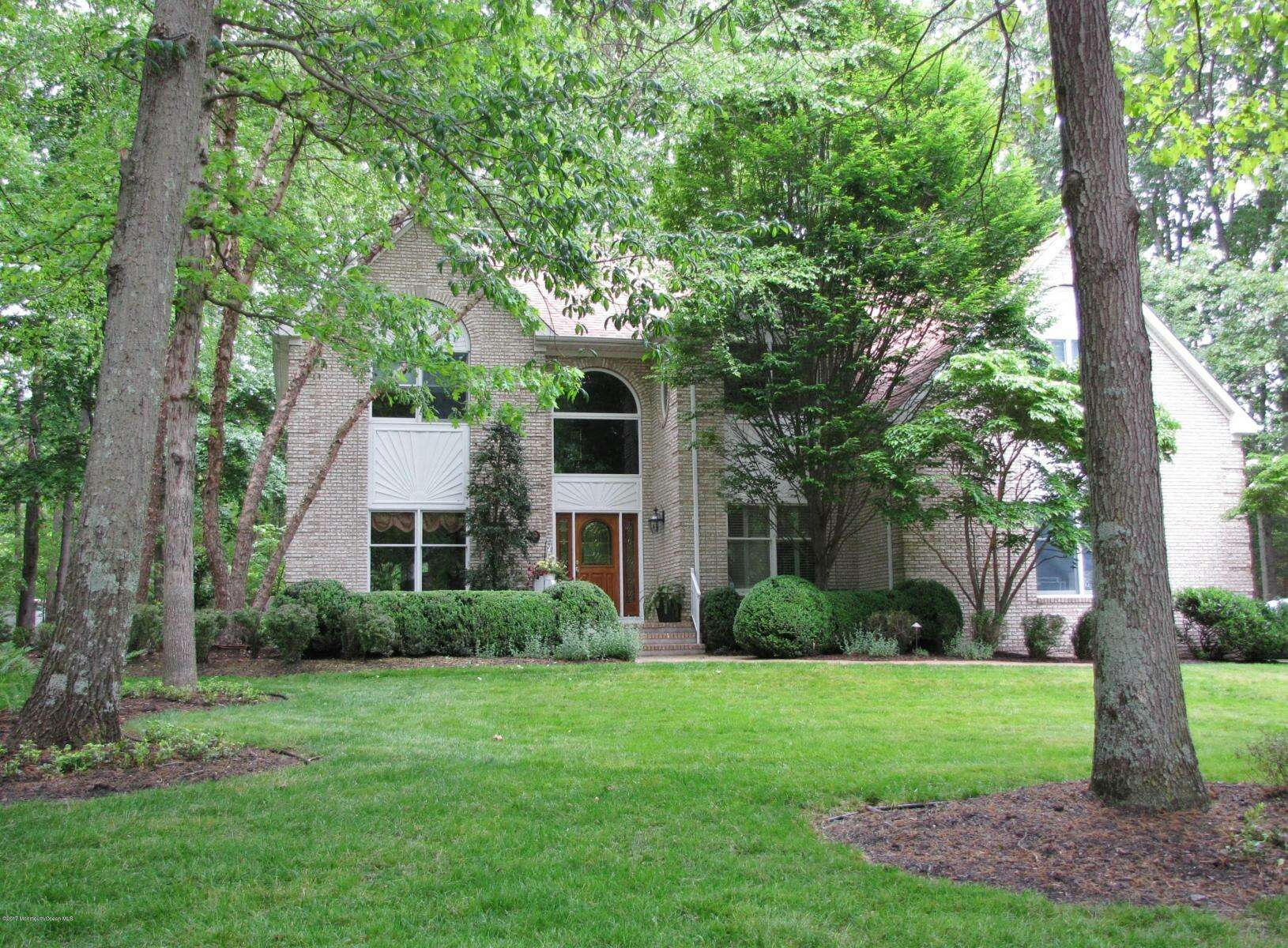Single Family for Sale at 9 Russell Road Freehold, New Jersey 07728 United States
