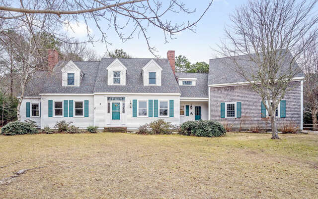 Single Family for Sale at 8 Meadow Spring Drive East Sandwich, Massachusetts 02537 United States