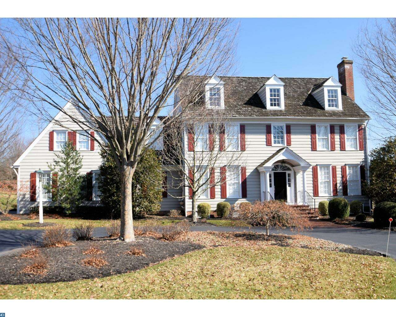 Single Family for Sale at 1092 Creamery Rd Newtown, Pennsylvania 18940 United States