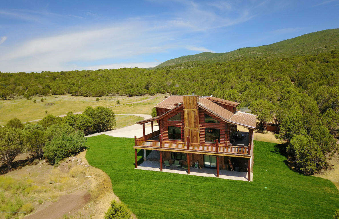 Single Family for Sale at 2579 County Road 115 Glenwood Springs, Colorado 81601 United States