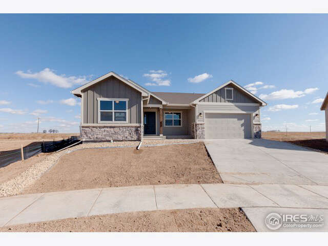 Single Family for Sale at 7187 White River Ct Timnath, Colorado 80547 United States