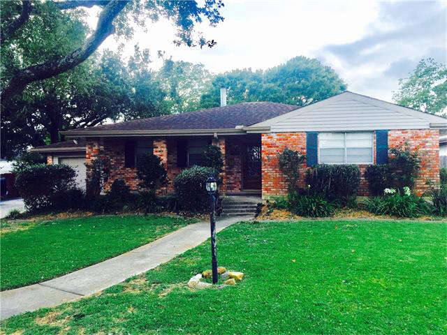 Real Estate for Sale, ListingId:45674862, location: 4604 PAGE Drive Metairie 70003
