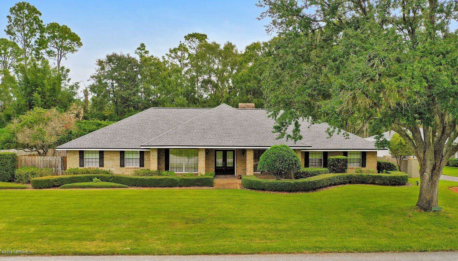 Single Family for Sale at 7691 Hunters Grove Rd Jacksonville, Florida 32256 United States