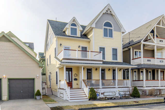 Single Family for Sale at 8 Spray Avenue Ocean Grove, New Jersey 07756 United States