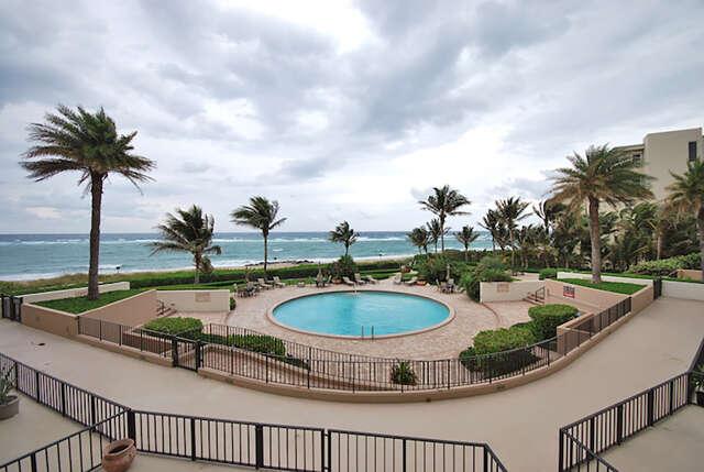 Single Family for Sale at 6885 N Ocean Boulevard Ocean Ridge, Florida 33435 United States