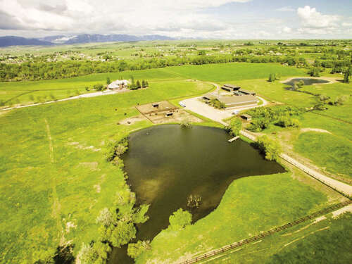 Investment for Sale at Yo Equine Ranch Sheridan, Wyoming 82801 United States
