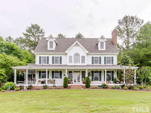 Single Family for Sale at 547 Mays Crossroads Road Franklinton, North Carolina 27525 United States