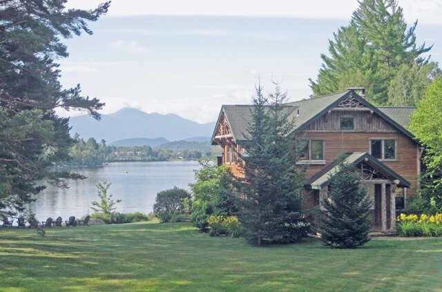 Single Family for Sale at 180/190 Mirror Lake Drive Lake Placid, New York 12946 United States