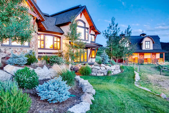 Single Family for Sale at 24775 Rainbow Ridge Oak Creek, Colorado 80467 United States