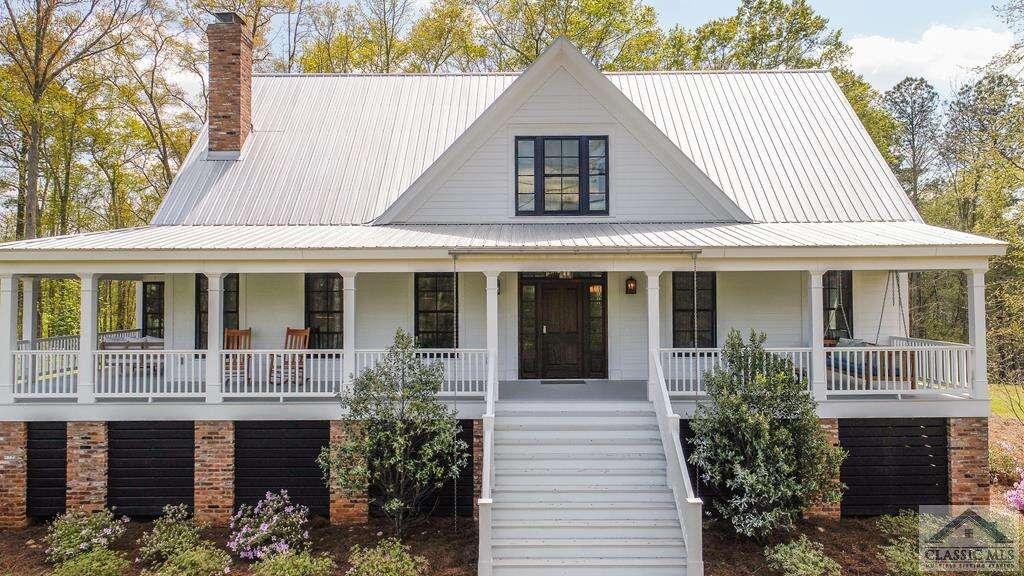 Single Family for Sale at 1426 Sunset Ridge Watkinsville, Georgia 30677 United States