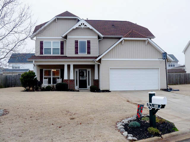 Real Estate for Sale, ListingId:56246108, location: 182 Slate Drive Boiling Springs 29316