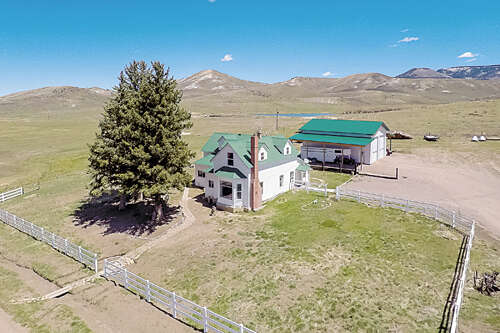 Single Family for Sale at 13400 HWY 131 Yampa, Colorado 80483 United States