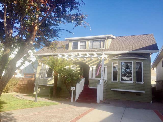 Single Family for Sale at 132 Santa Inez San Bruno, California 94066 United States