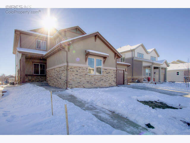 Single Family for Sale at 4288 Lyric Falls Dr Loveland, Colorado 80538 United States