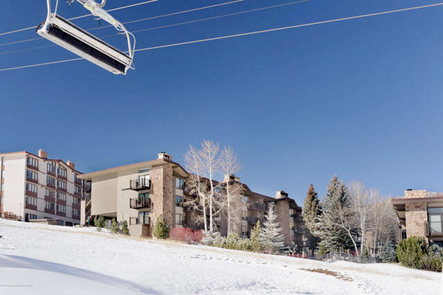 Condominium for Sale at 105 Campground Lane Snowmass Village, Colorado 81615 United States